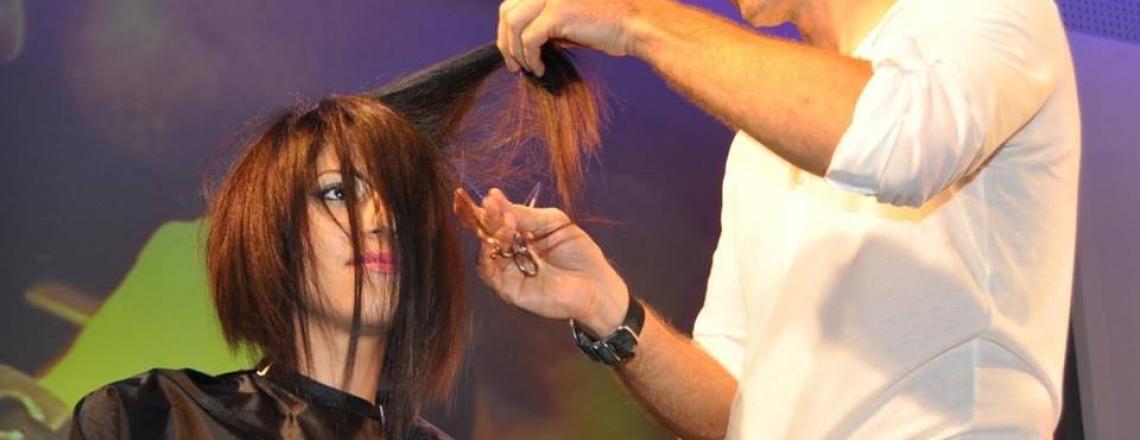 Leonidas Hair Salon, салон красоты Leonidas в Ларнаке