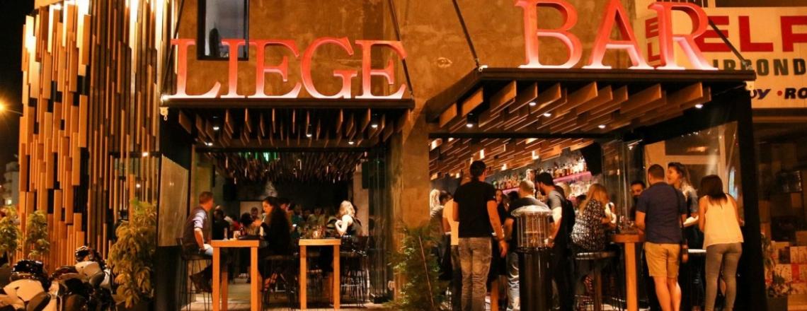 Liege Cafe Bar, кафе-бар «Льеж» в Никосии