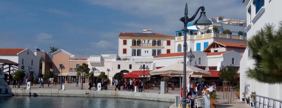 Лимассол Марина, гавань в Лимассоле