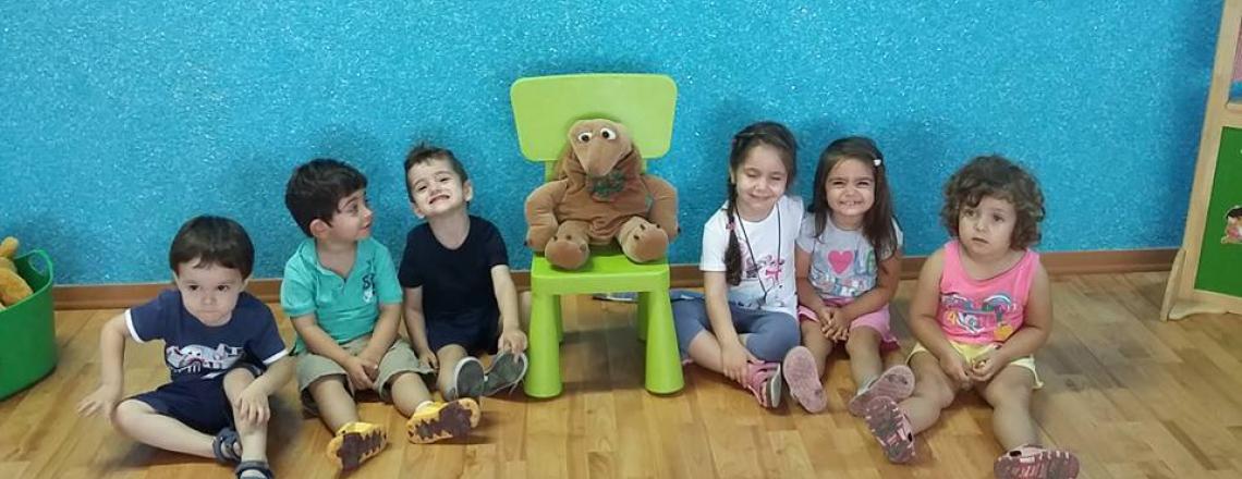 LINGOkids, детский центр иностранных языков, греческий как иностранный для детей, Лимассол