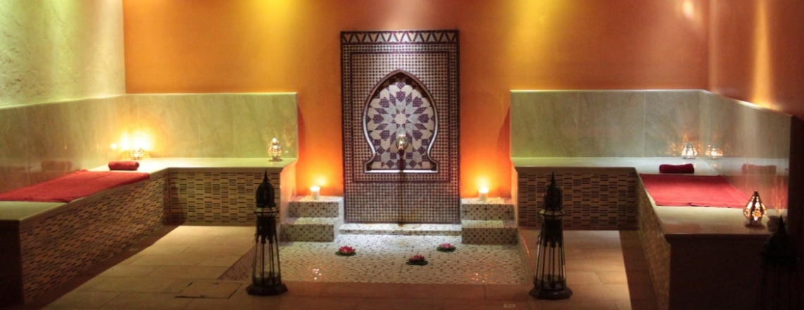 Marrakech, Moroccan Hammam & SPA, хаммам Marrakech в Айя-Напе