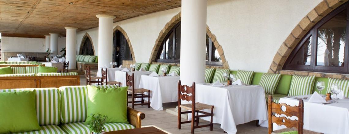 Mediterraneo Restaurant, ресторан «Медитеранио» в Пафосе