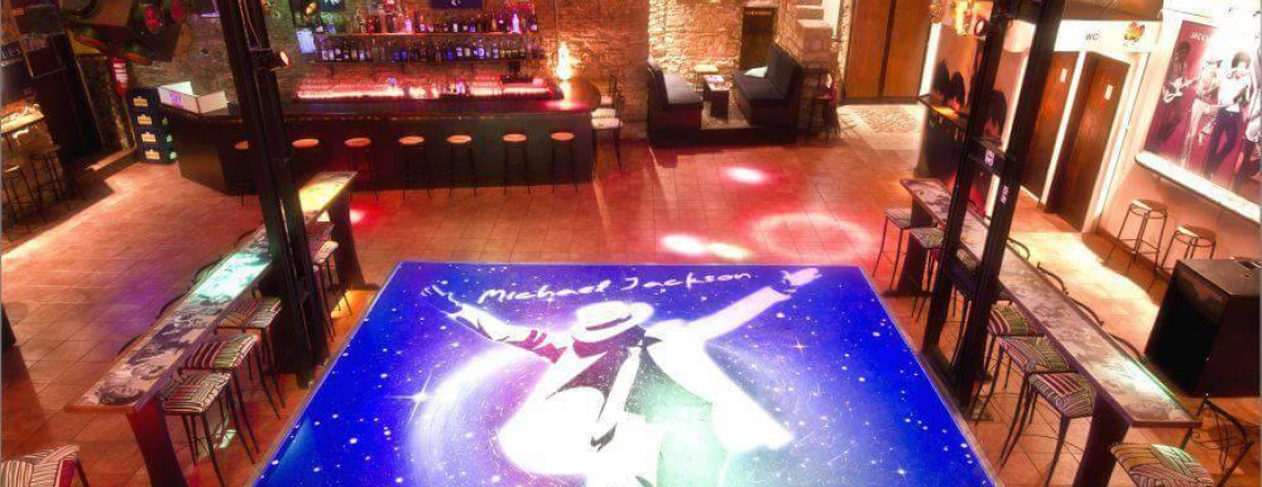 Metropole Retro Music Club, «Метрополь Ретро Мьюзик Клаб», ночной клуб с ретро-музыкой в центре Лимассола