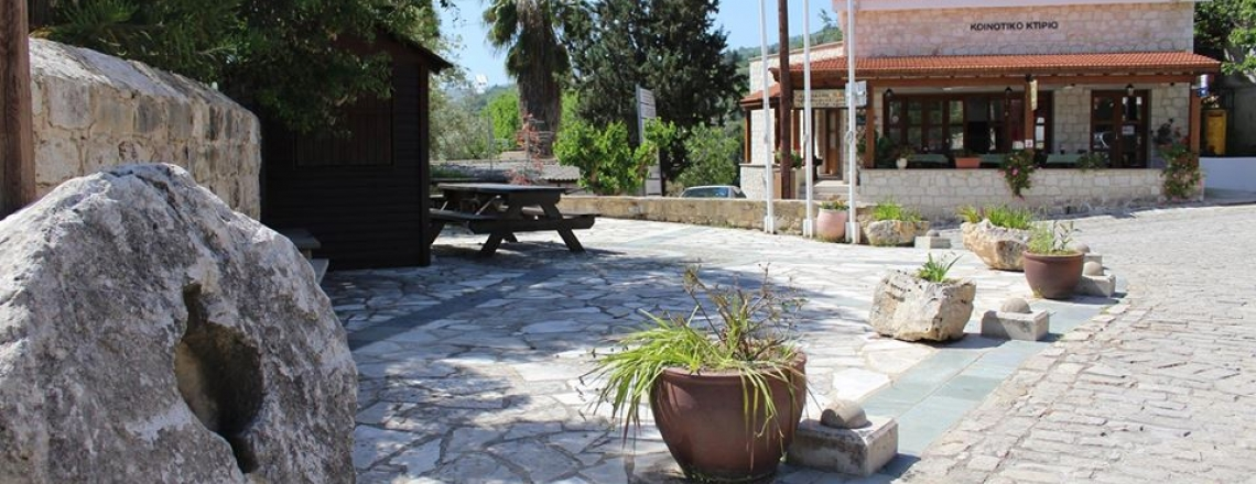 Miliou Tavern, таверна Miliou в Пафосе