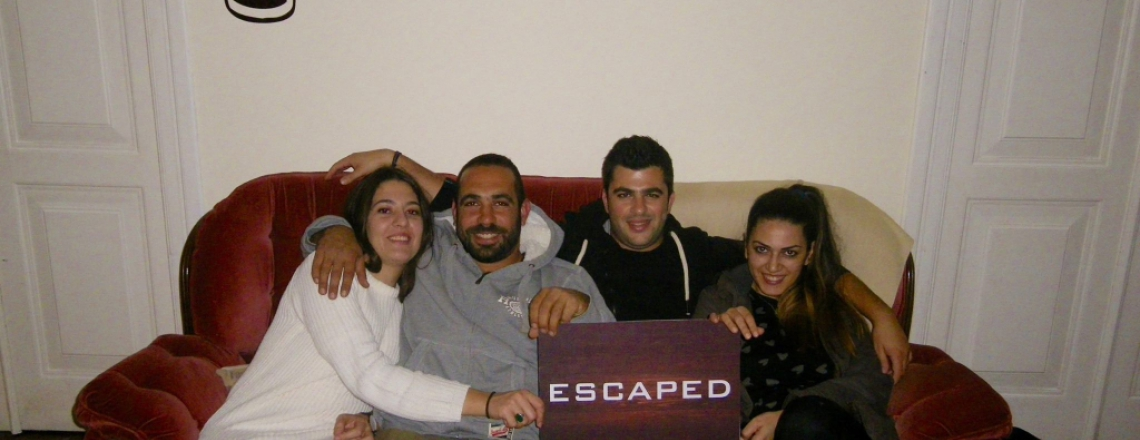 Mindgame, Escape Quest, Paphos