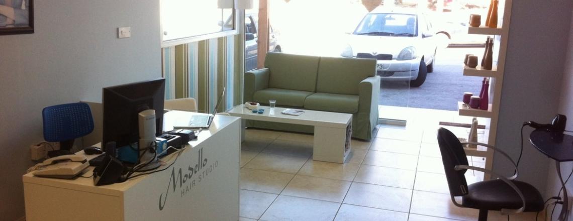 Modello Hair Studio, салон красоты Modello в Никосии