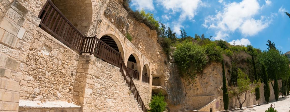 Монастырь Святого Неофита (Неофита Затворника), Пафос