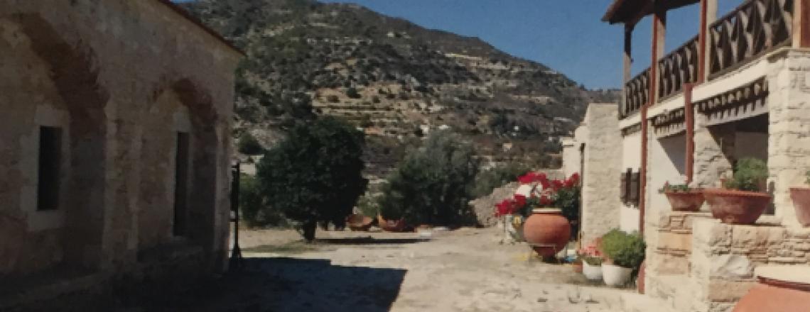 Монастырь Архангела Михаила в Монагри