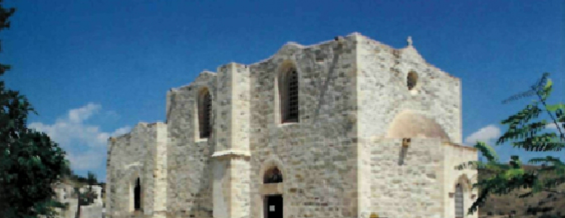 Монастырь Богородицы Стазусы