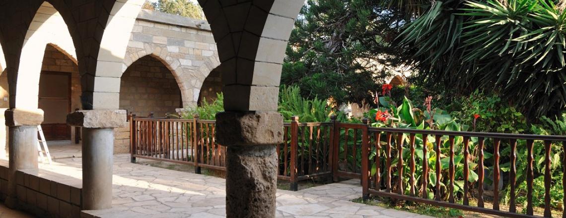 Монастырь Святого Николая, Покровителя Котов