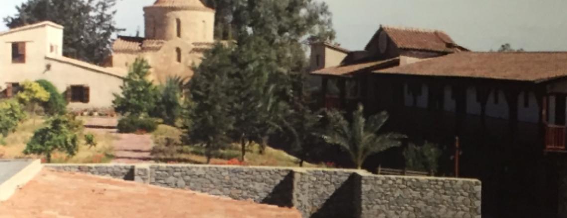 Монастырь Святого Николая в Орунде