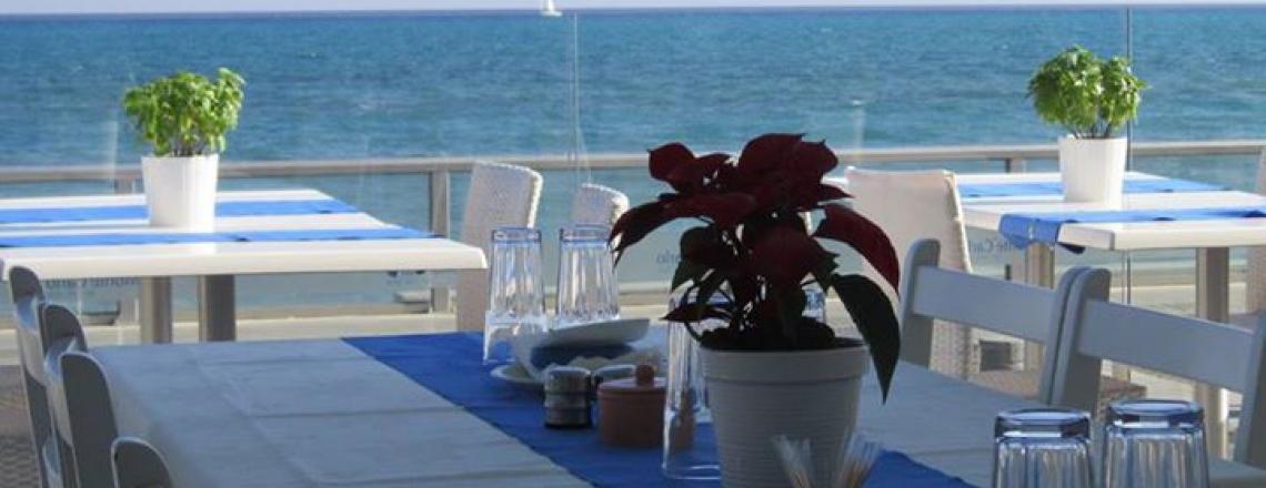Monte Carlo, ресторан «Монте Карло» в Ларнаке
