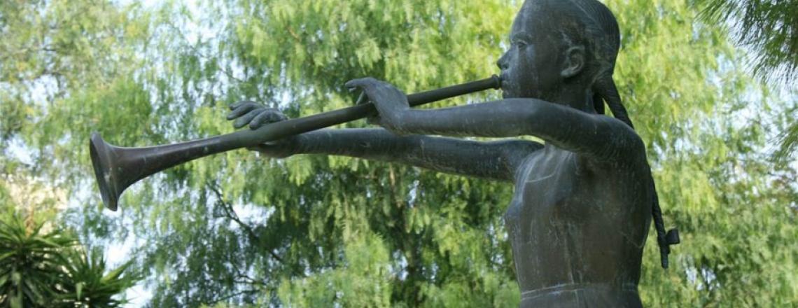 Municipal Gardens Larnaca, муниципальный парк Ларнаки