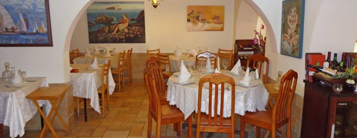 Mytilinios Fish Tavern, рыбный ресторан Mytilinios в Никосии