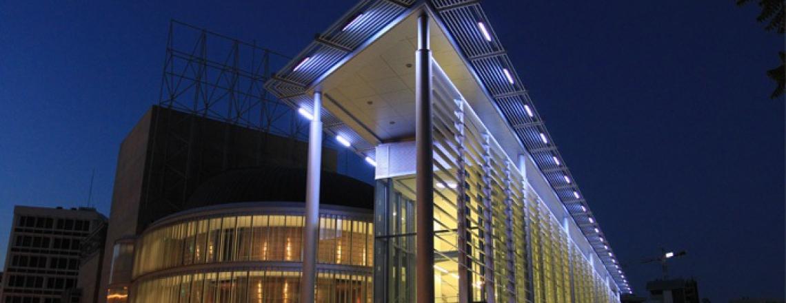 The Cyprus National Theatre, Национальный театр Кипра, Никосия