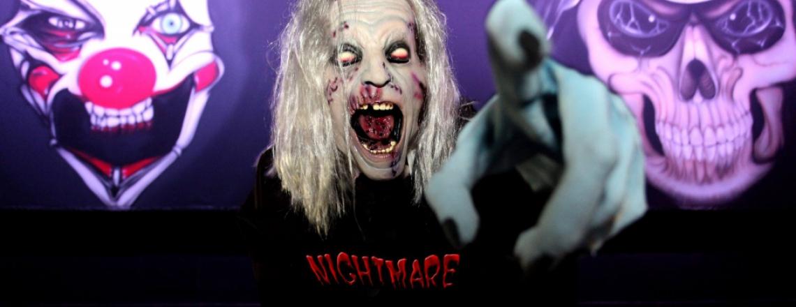 Nightmare Horror Maze, дом с привидениями «Ночной кошмар» в Айя-Напе