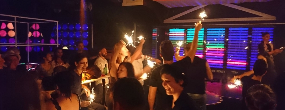 Ночной клуб Secrets Freedom в Ларнаке