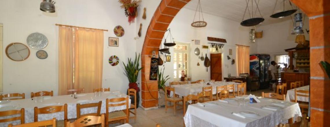 O Mylos Restaurant, ресторан Mylos в Пафосе