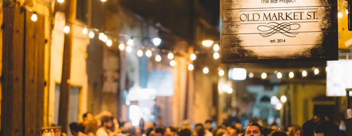 Old Market St. Bar in Larnaca
