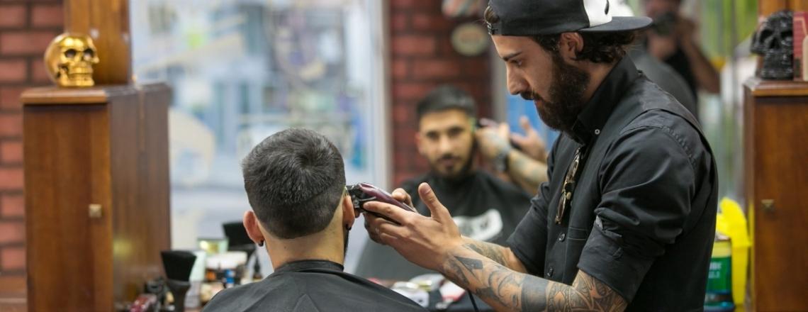 OldBoy Barbershop Cyprus, барбершоп OldBoy в Лимассоле