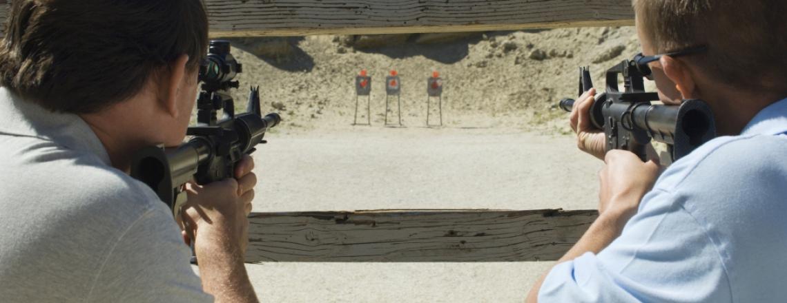 Olympic Shooting Range тир в Ларнаке