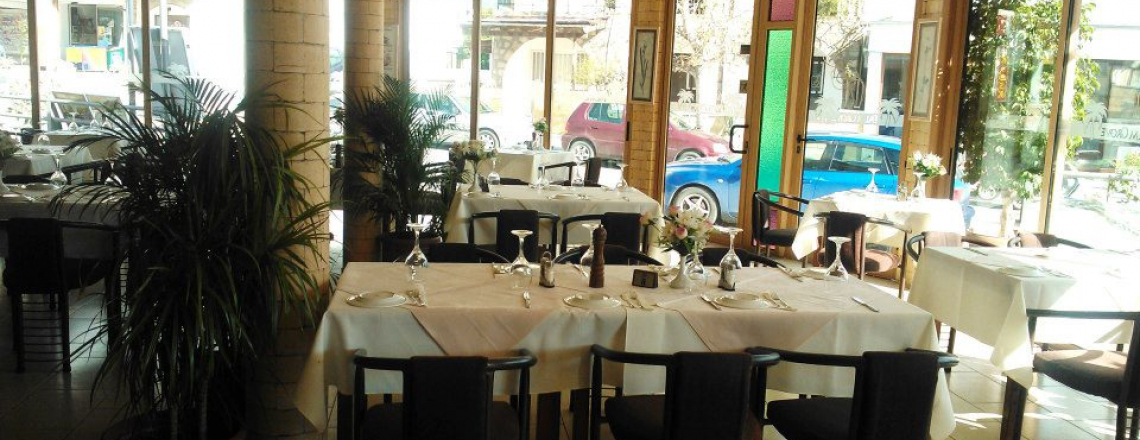 Palm Grove Restorant, ресторан «Пальмовая Роща» в Пафосе