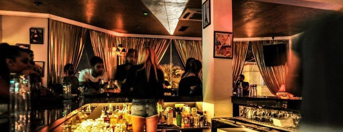 Piaf Lounge Bar, лаундж-бар Piaf в Ларнаке