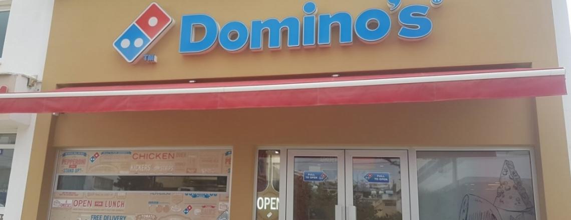 Пиццерия Domino's Pizza Cyprus в Никосии