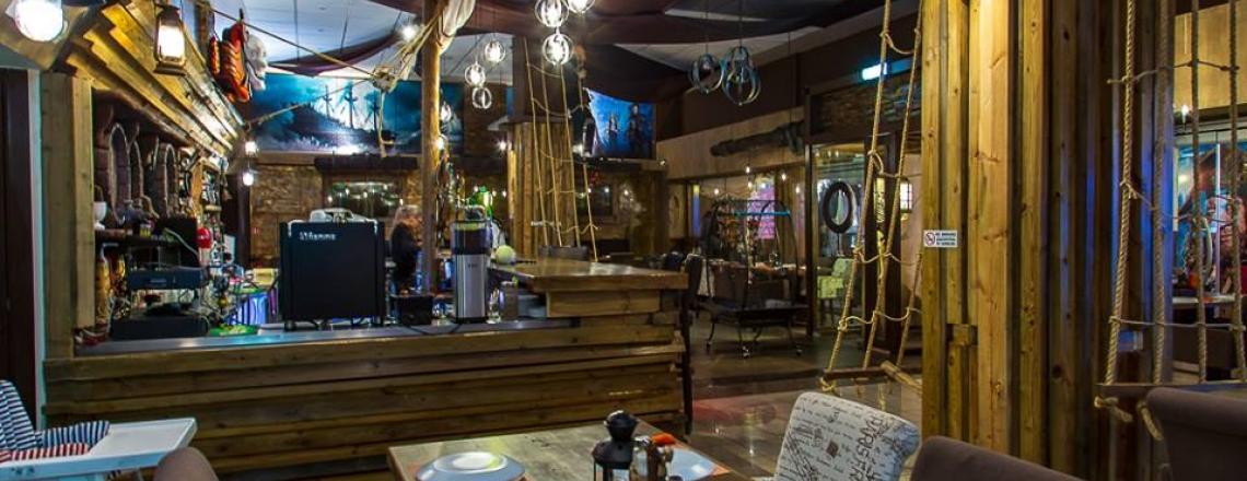 Piratiko Resto Bar, ресторан и бар Piratiko в Лимассоле