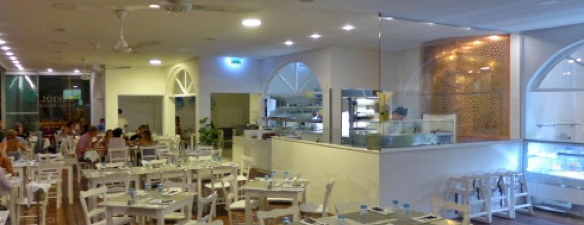 Ravioli's Italian Restaurant, итальянский ресторан «Равиолис» в Протарасе