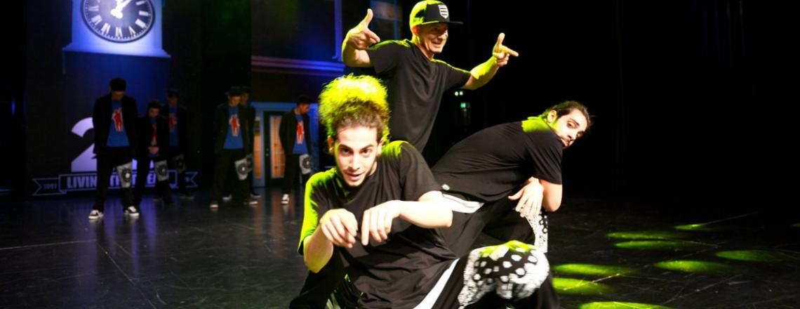 Rebel Dancers, танцевальная группа Rebel в Никосии