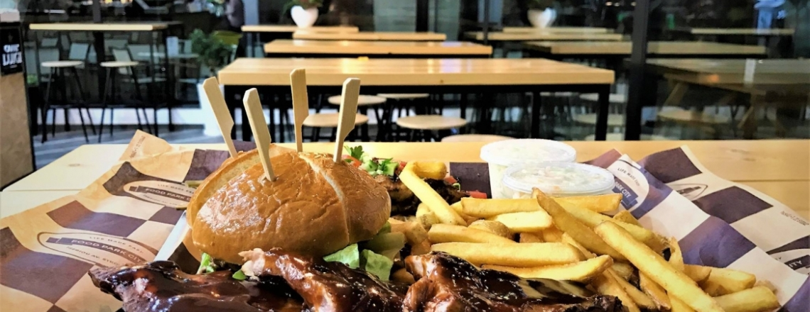 Рестопаб Food Park City в Никосии