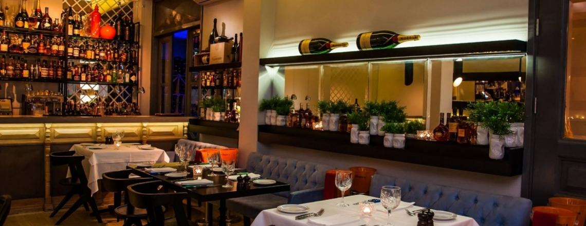 Ресторан 1900 Bistrot Wine Restaurant в Никосии