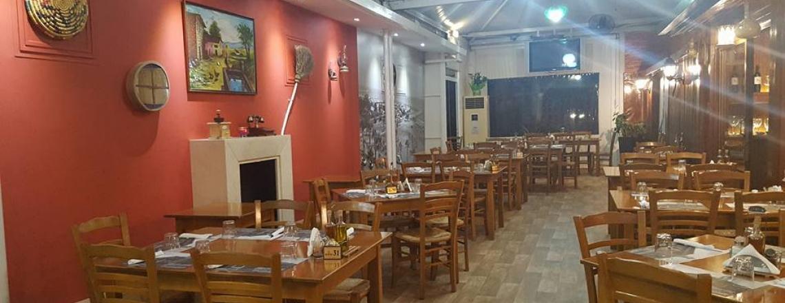 Ресторан Apostolos Andreas в Ларнаке