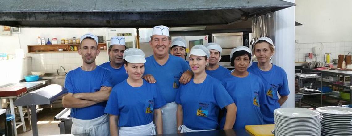 Ресторан Arapis Coral Bay в Пафосе