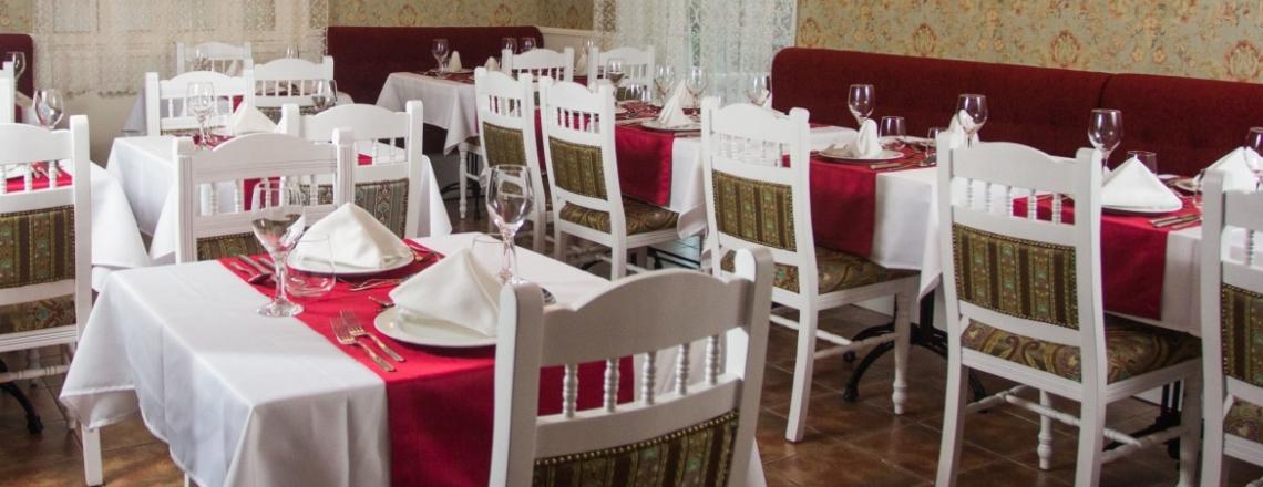 Ресторан Chez Faina в Ларнаке