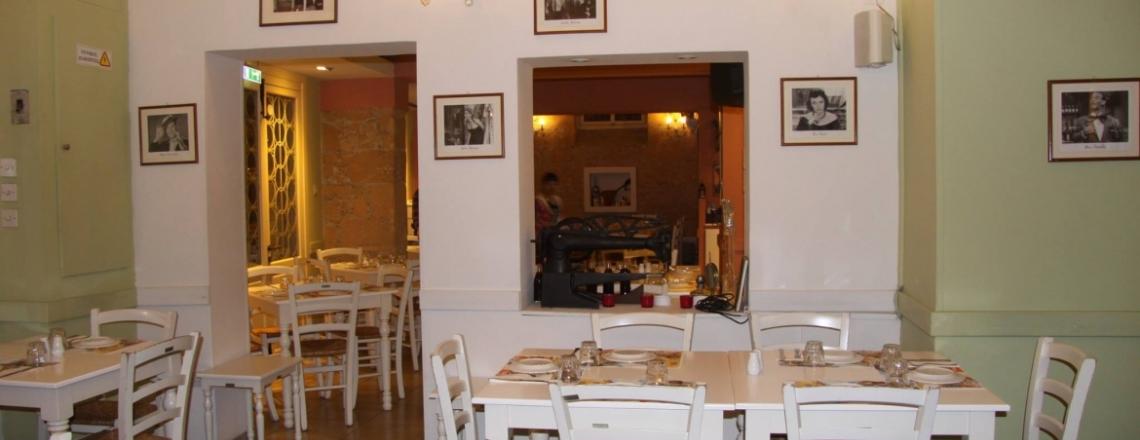 Ресторан Chronoperpatimata в Никосии