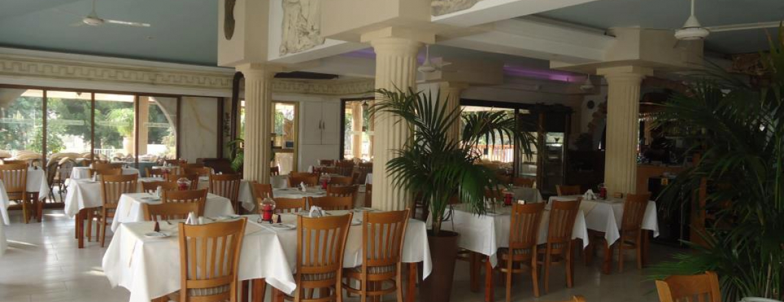 Coral King Restaurant in Paphos