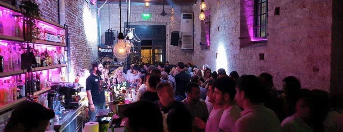 Ресторан и бар Cambana Booze & Cuisine в Лимассоле