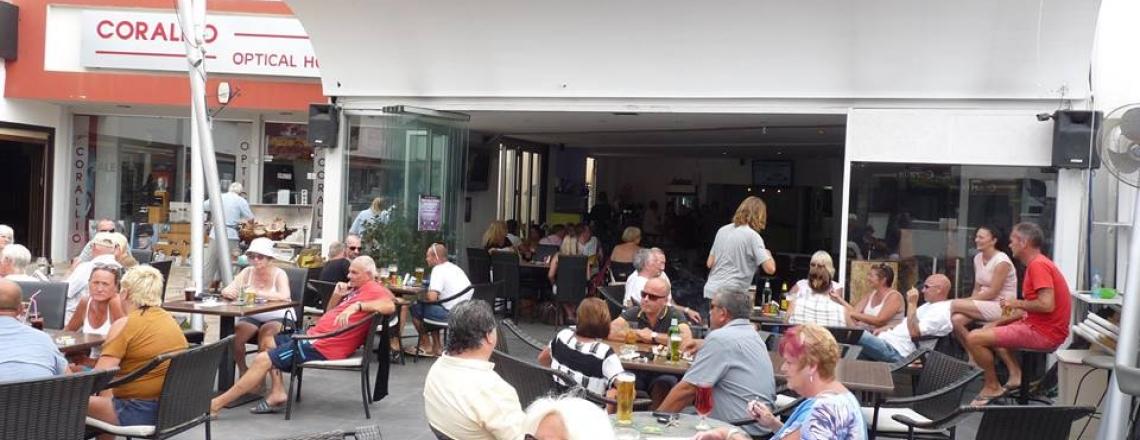 Ресторан и бар Chalkies Bar в Пафосе