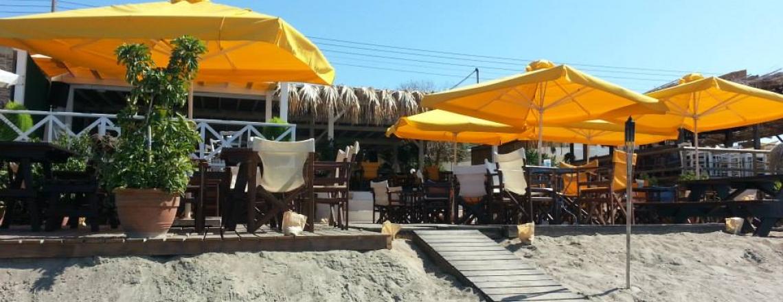 Ресторан ILIOS Beach Bar в Лачи