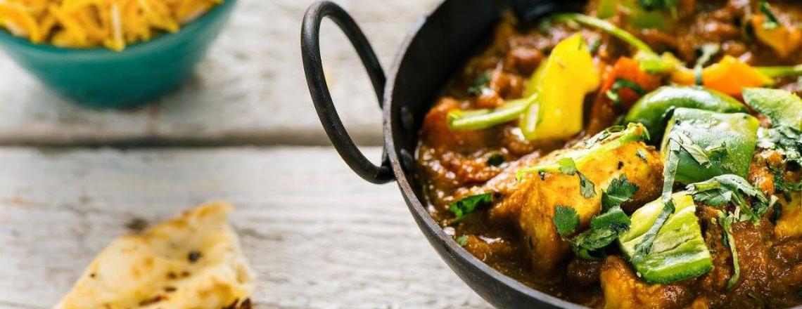 Ресторан индийской кухни Koh-i-noor в Пафосе