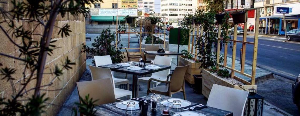 Ресторан Isolani Pizza Bar в Никосии
