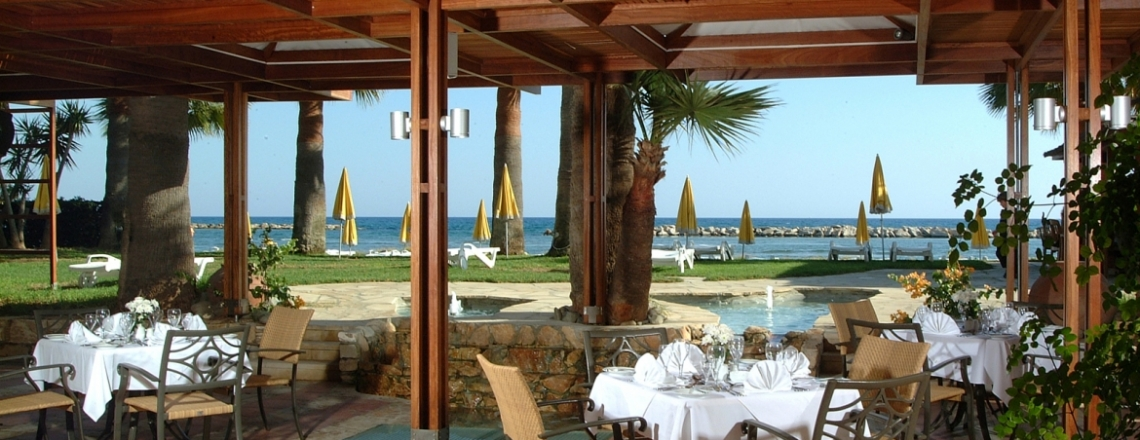 Ресторан La Pergola в Ларнаке
