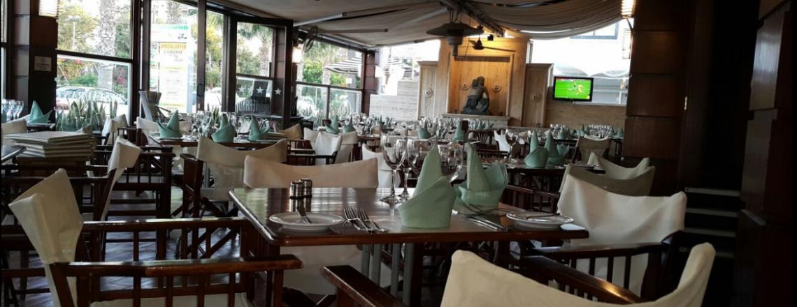 Ресторан La Veranda в Ларнаке