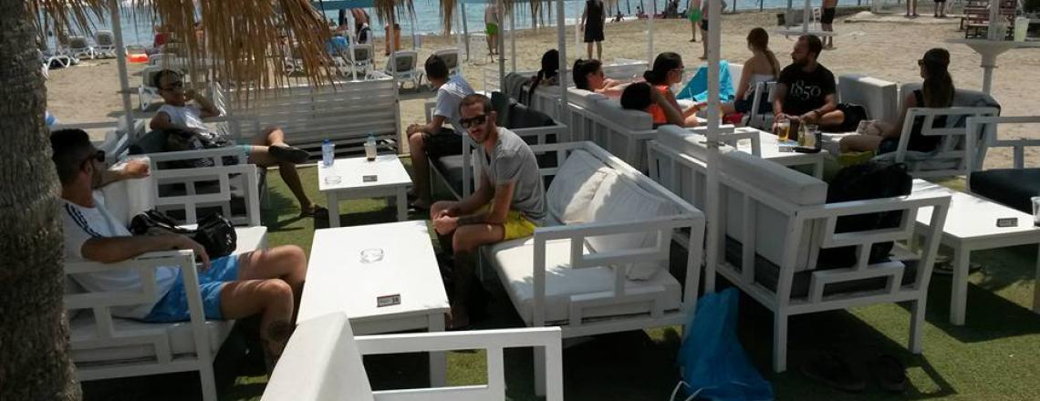 Ресторан и бар Mare в Ларнаке