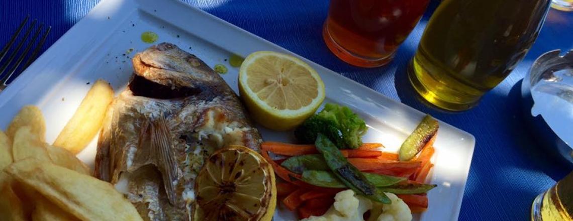 Ресторан Napiana в Айя-Напе