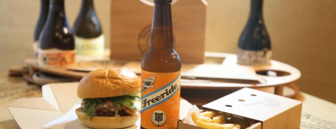 Ресторан Opos Prepei Burger в Никосии