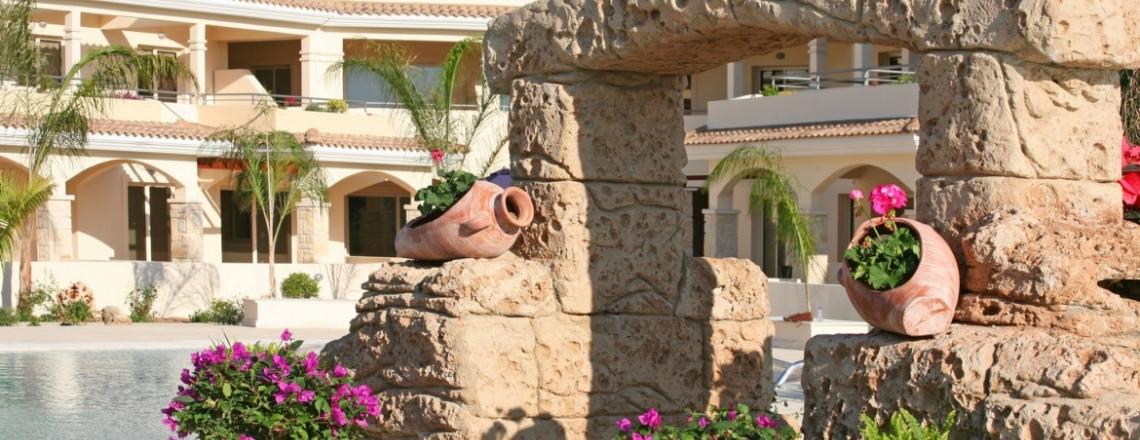Ресторан отеля Aphrodite Sands Resort в Пафосе