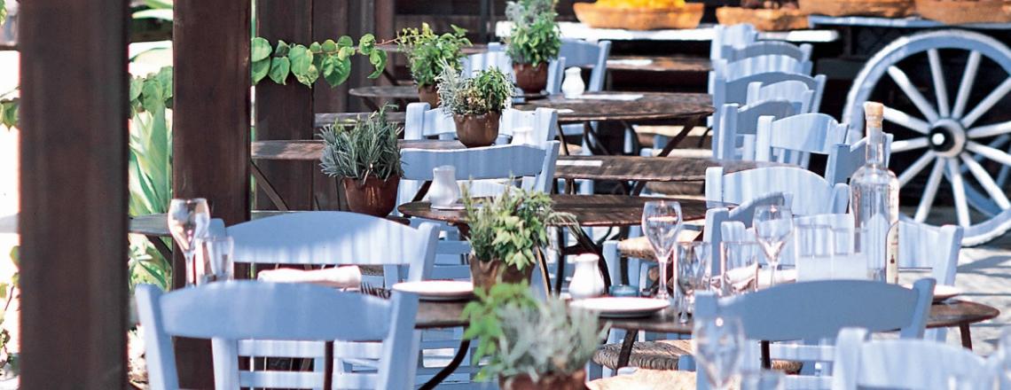 Ouzeri Restorant, ресторан «Оузери» в Пафосе